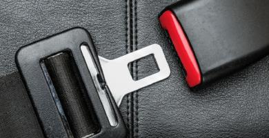 Recurrir multa cinturón seguridad